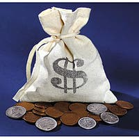 American Coin Treasures Banker's Bag Old Rare Coins