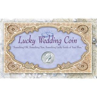American Coin Treasures Lucky Wedding Coin