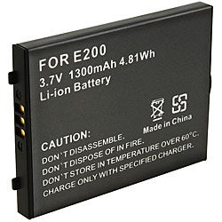 INSTEN Li-Ion Replacement Battery for Sandisk Sansa e200 Series