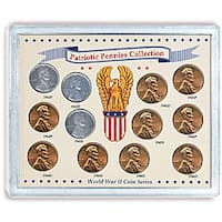 American Coin Treasures Patriotic Penny Collection