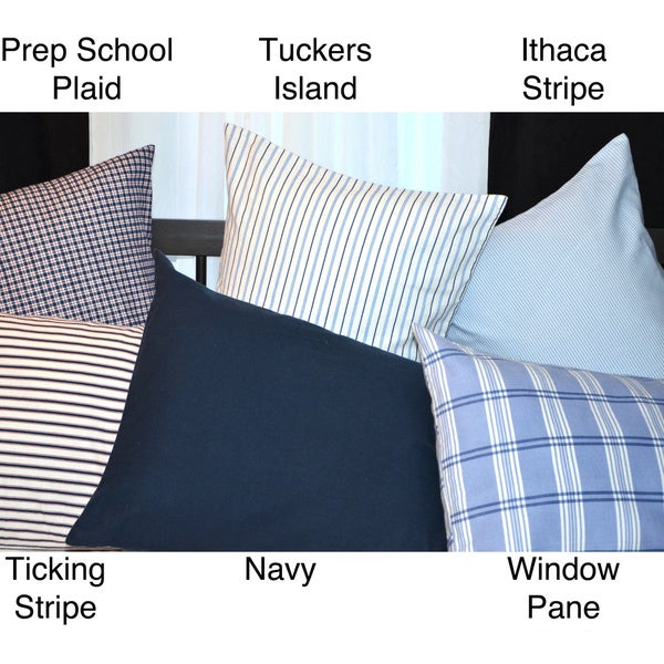 Tommy Hilfiger 4-piece Printed Fitted Cotton Flannel Sheet Set
