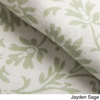 Laura Ashley 4-piece Deep Pocket Flannel Sheet Set (More options available)