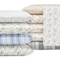 Laura Ashley Bed Sheets Pillowcases Find Great Bedding Basics Deals Shopping At Overstock