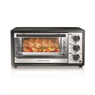 Hamilton Beach 31508 6-slice Capacity Toaster Oven