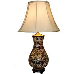 Garudene Porcelain Table Lamp - Thumbnail 0