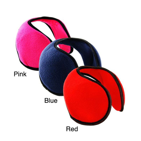 Colorful Wrap-around Band Ear Warmers