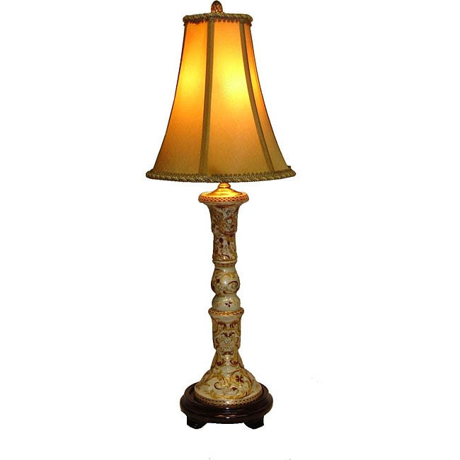 Amelia Porcelain Buffet Table Lamp