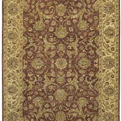 Hand-knotted Legacy New Zealand Wool Rug (3'9 x 5'9) - Thumbnail 1
