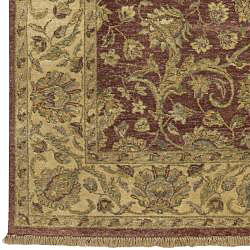 Hand-knotted Legacy New Zealand Wool Rug (3'9 x 5'9) - Thumbnail 2