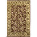 Hand-knotted Legacy New Zealand Wool Area Rug (3'9 x 5'9)