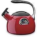 Cuisinart PTK-330R PerfecTemp Porcelain Enamel Tea Kettle