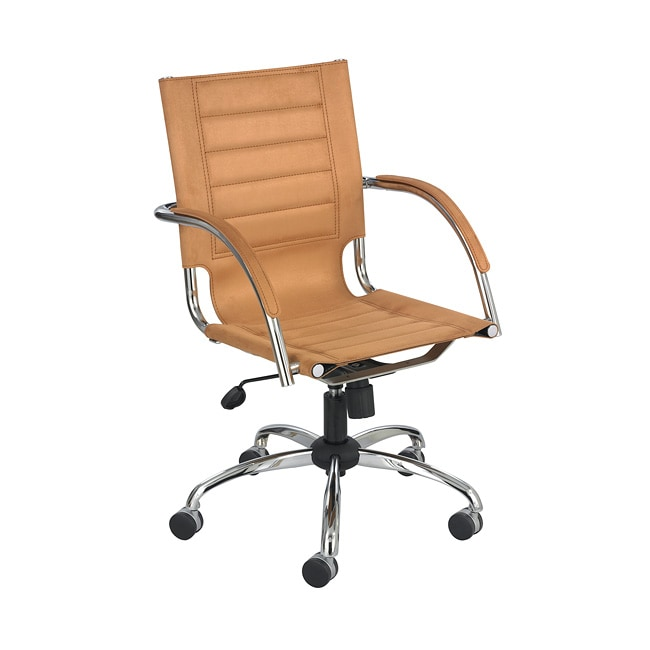 Safco Flaunt Managers Leather Chair