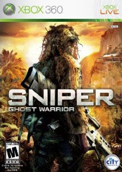 Xbox 360 - Sniper: Ghost Warrior