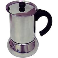 Vev Vigano Carioca Nero 6-cup Carioca Nero Espresso Maker