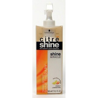 Citre Shine 10.1-ounce Thermo Defense Shine Therapy (Pack of 4)