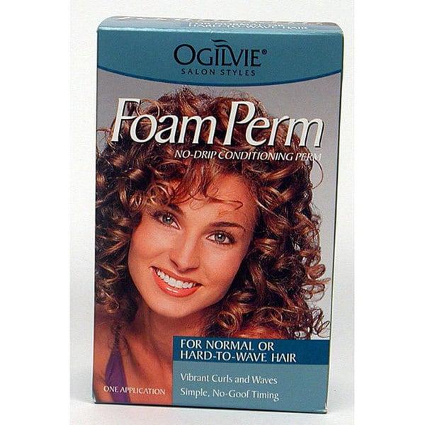 Ogilvie Foam Perms (Pack of 4)