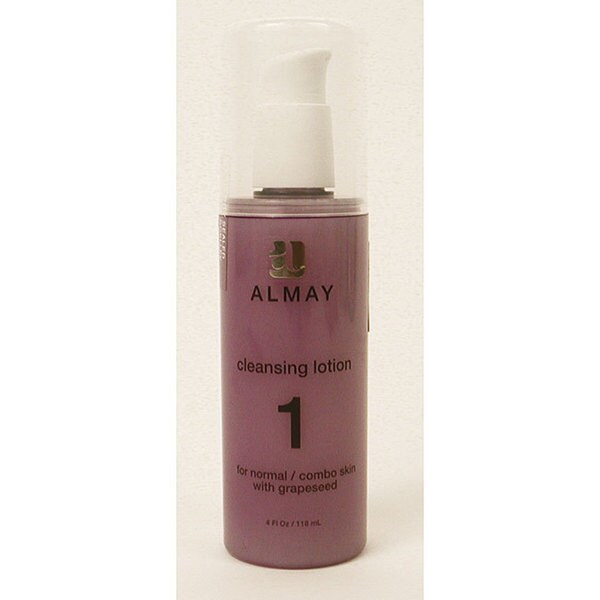 Almay Step 1 4-ounce Cleansing Lotions (Pack of 4)