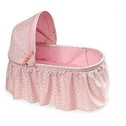 Badger Basket Rosebud Fabric Folding Doll Cradle|https://ak1.ostkcdn.com/images/products/4466327/Badger-Basket-Rosebud-Fabric-Folding-Doll-Cradle-P12416741.jpg?impolicy=medium