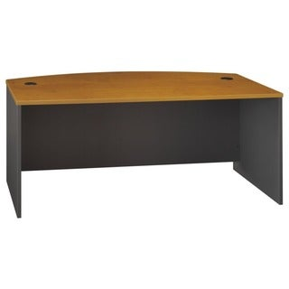 Series C Bow-front Desk (More options available)