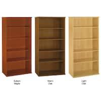 Series C Corsa 5-shelf Double Bookcase