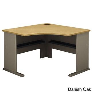 Series A Corner Desk (Danish Oak)
