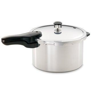 8-quart Aluminum Pressure Cooker