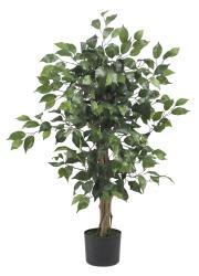 Ficus 3-foot Silk Tree - Thumbnail 1
