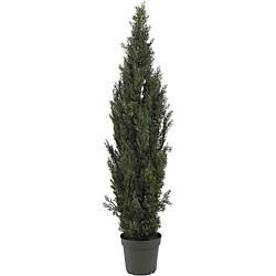 Mini 6-foot Faux Cedar Pine Tree