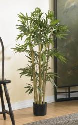 Nearly Natural 3-foot Bambusa Bamboo Silk Tree
