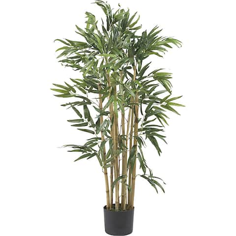 Buy Bamboo Artificial Plants Online at Overstock | Our Best ... on artificial bamboo potted plant, artificial house plants & trees, artificial ficus trees for home decor, china doll plant, artificial bamboo vine,