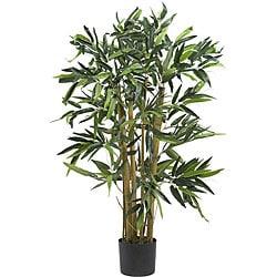 Biggy 3-foot Bamboo Silk Tree