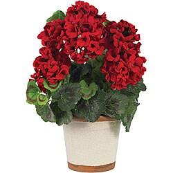 Silk Geranium Flower Plant|https://ak1.ostkcdn.com/images/products/4468574/Silk-Geranium-Flower-Plant-P12418633.jpg?_ostk_perf_=percv&impolicy=medium