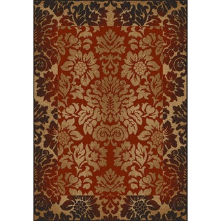 Rust Rugs Amp Area Rugs To Decorate Your Floor Space
