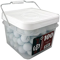 Titleist Pro V1X Bucket of Golf Balls (Pack of 100) (Recycled)