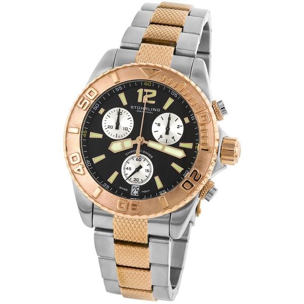 Stuhrling Original Men's Steller Sea Lion II Watch