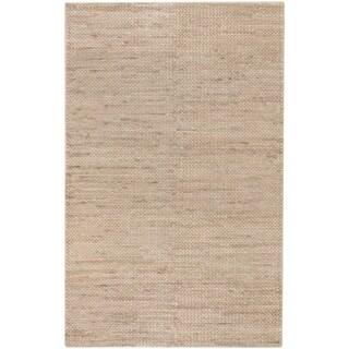 Hand-woven Priam Jute Area Rug - 3'6 x 5'6