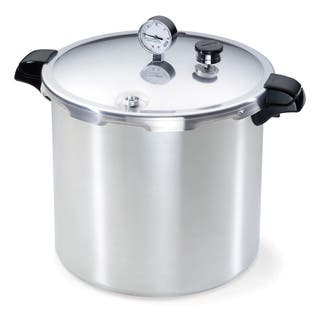 23-quart Aluminum Pressure Canner|https://ak1.ostkcdn.com/images/products/4469929/4469929/23-quart-Aluminum-Pressure-Canner-P12419581.jpg?impolicy=medium