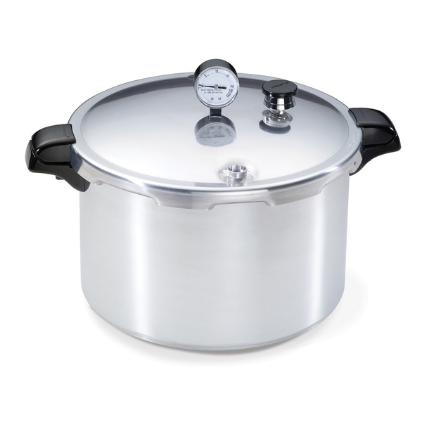 Shop 16 Quart Aluminum Pressure Canner Free Shipping