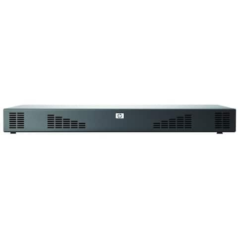 HPE 2x1Ex16 KVM IP Console Switch G2 with Virtual Media CAC Software