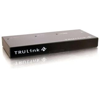C2G TruLink 2-Port DVI-D Splitter with HDCP