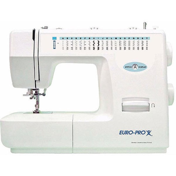 Euro Pro 38-stitch Electronic Sewing Machine