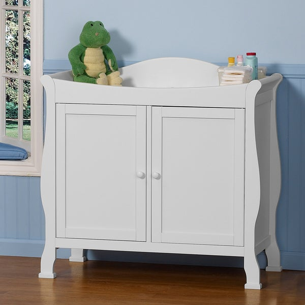 Wonderful DaVinci Parker 2 Door Changing Table   Free Shipping Today   Overstock.com    12420030
