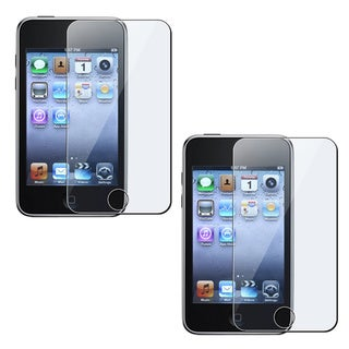 INSTEN 2 LCD Screen Protectors for iPod Touch, iTouch 2nd Gen