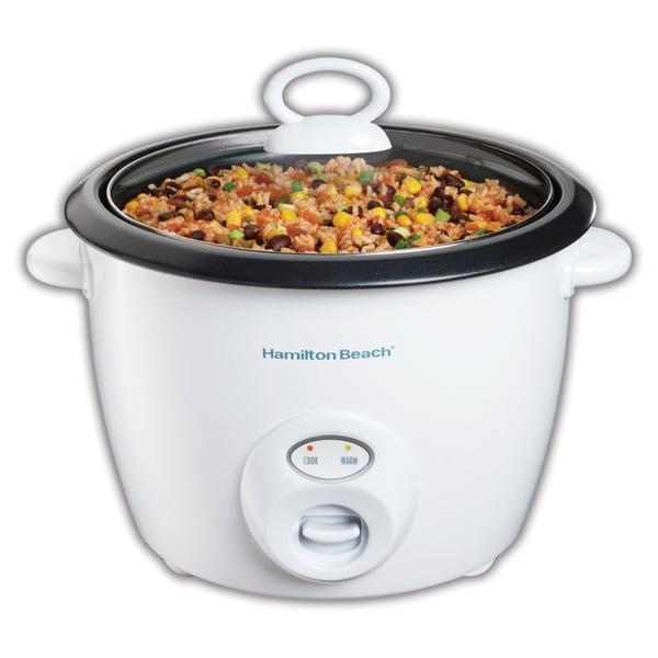 Hamilton Beach 37532 20-cup Rice Cooker