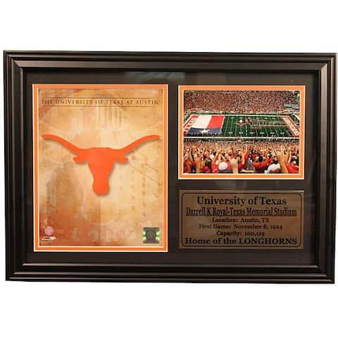 Encore Select University of Texas Photo Stat Frame