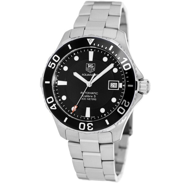 Tag Heuer Men's WAN2110.BA0822 Aquaracer Caliber 5 Automatic Watch