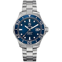 Tag Heuer Men's WAN2111.BA0822 Aquaracer Caliber 5 Watch