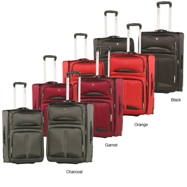 Wenger Swiss Army Lucerne Lite 2 Piece Expandable Luggage Set