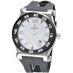 Lancaster Italy Men's Barreto Solo Tempo Steel Case Watch