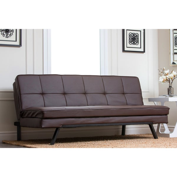 ABBYSON LIVING Newport Futon Sleeper Sofa